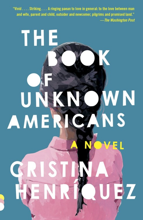 Book of Unknown Americans cover