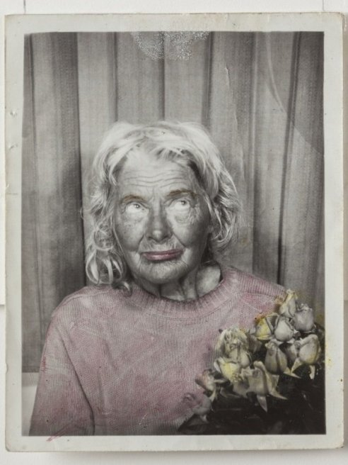 LEE GODIE, UNTITLED (PHOTOBOOTH SELF-PORTRAITS), COLLECTION OF ROBERT PARKER AND ORREN DAVIS JORDAN, NM.