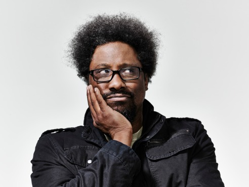 W. Kamou Bell. Photo by John Nowak/CNN