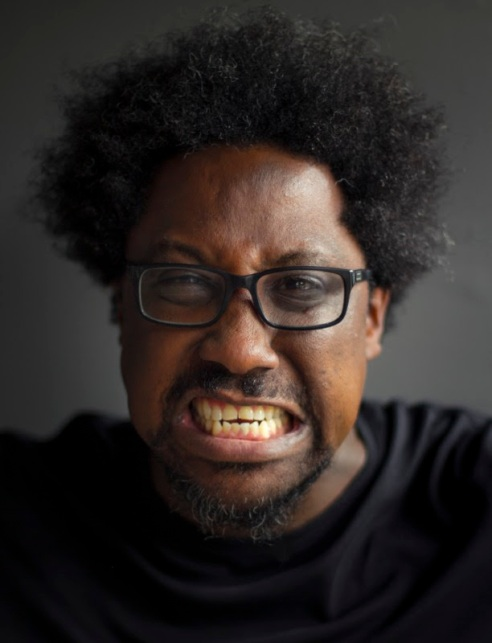 W. Kamou Bell. Photo by Pete Lee.
