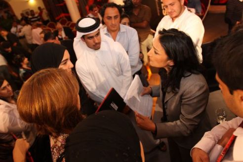 Asra Nomani argues at a 2009 Doha Debates that Muslim women should have the right to marry anyone they choose, including men who aren't Muslim.