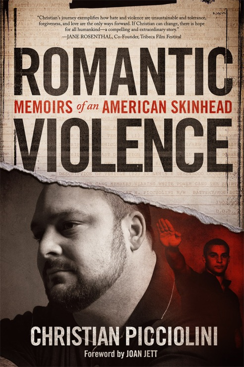 Picciolini wrote Romantic Violence: Memoirs of an American Skinhead in 2015.