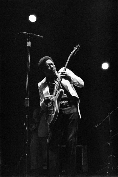 Buddy Guy. Copyright Alan Harper.