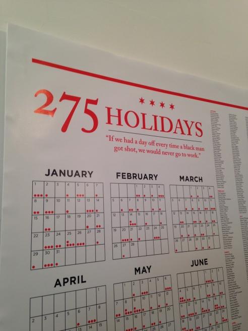275 Holidays